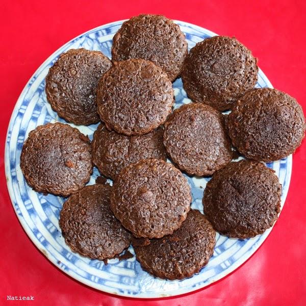 recette Brownies express
