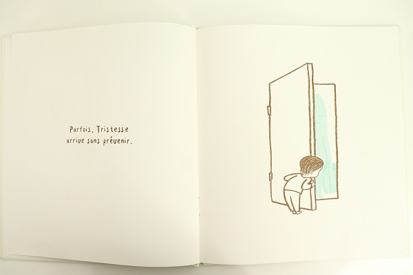 livre tristesse maternelle