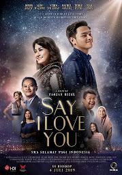 FILM SAY I LOVE YOU