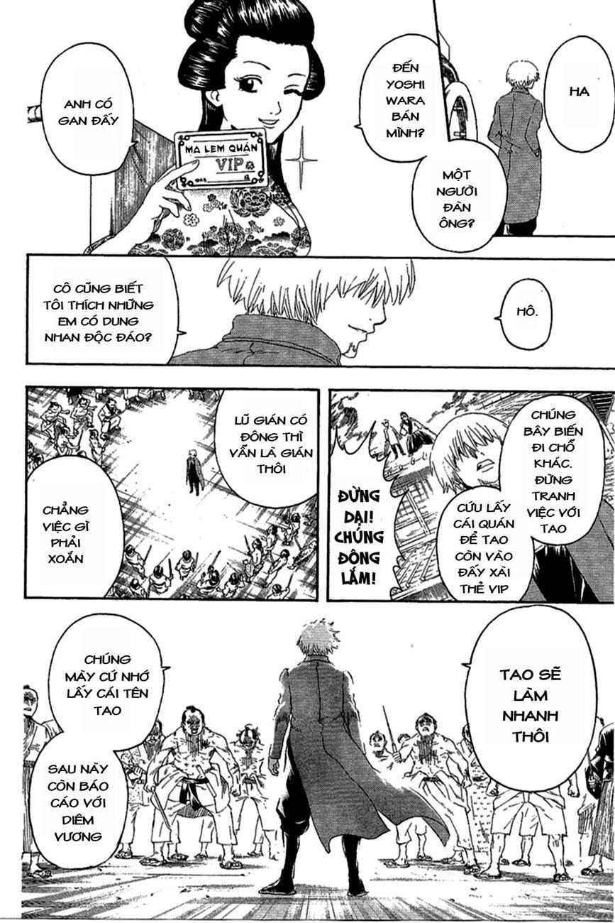 Gintama Chap 258 page 13 - Truyentranhaz.net