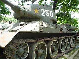 Guerre du Vietnam, réservoir