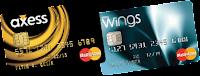 Akbank Axess ve Wings Kredi Kartı