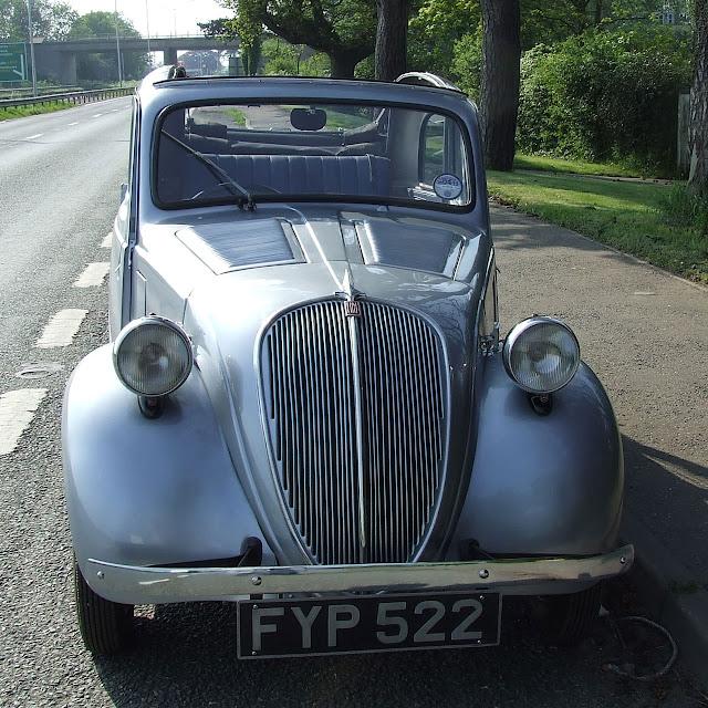 1939 Fiat Topolino - Ex Duke of Westminste
