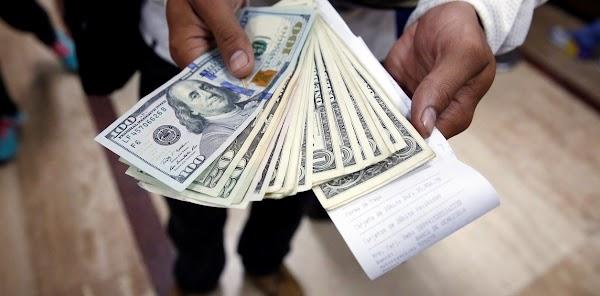 A la espera de licitación de Letras del Tesoro, dólar cotiza cerca de los $45