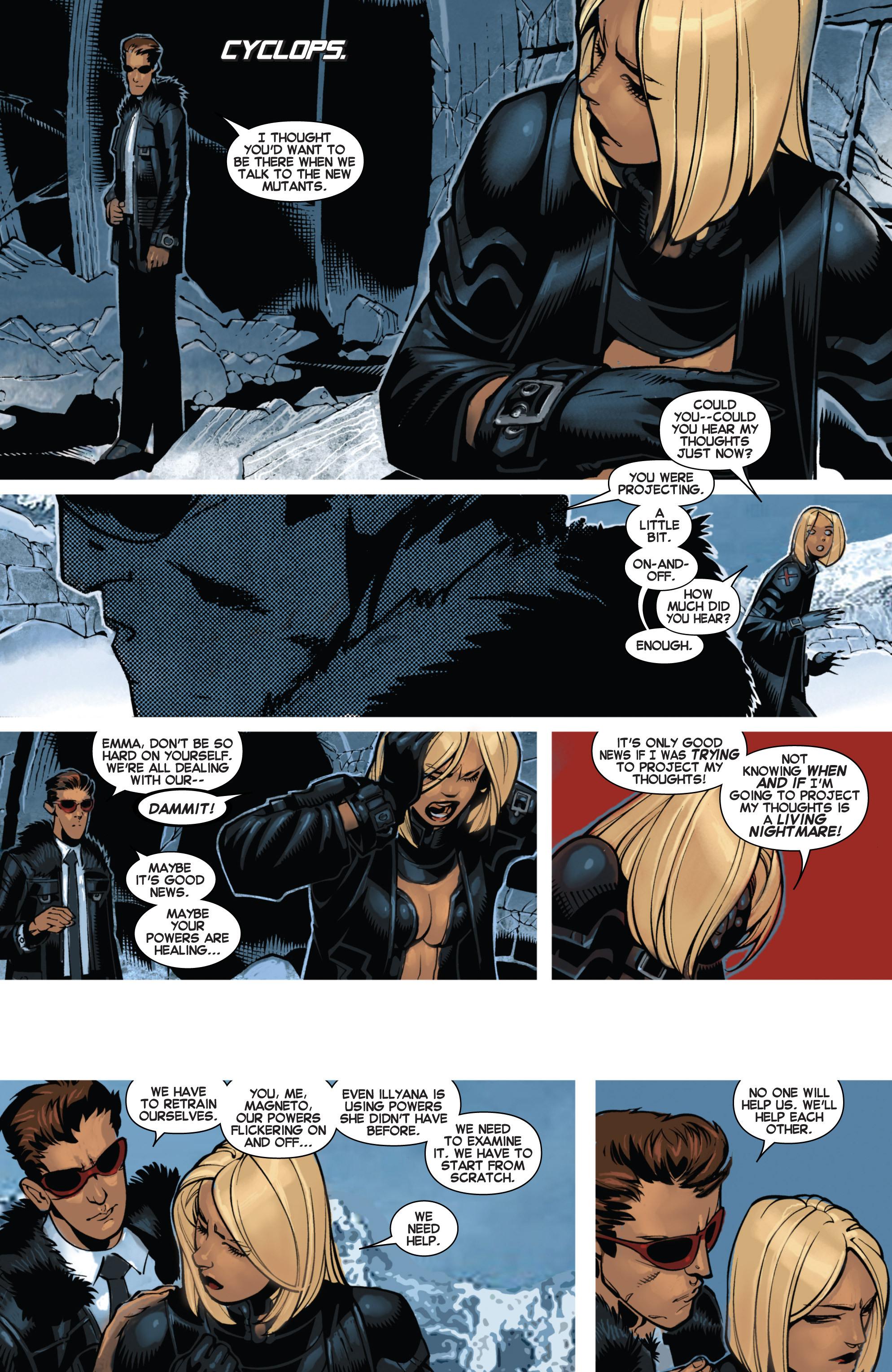 Read online Uncanny X-Men (2013) comic -  Issue #2 - 5