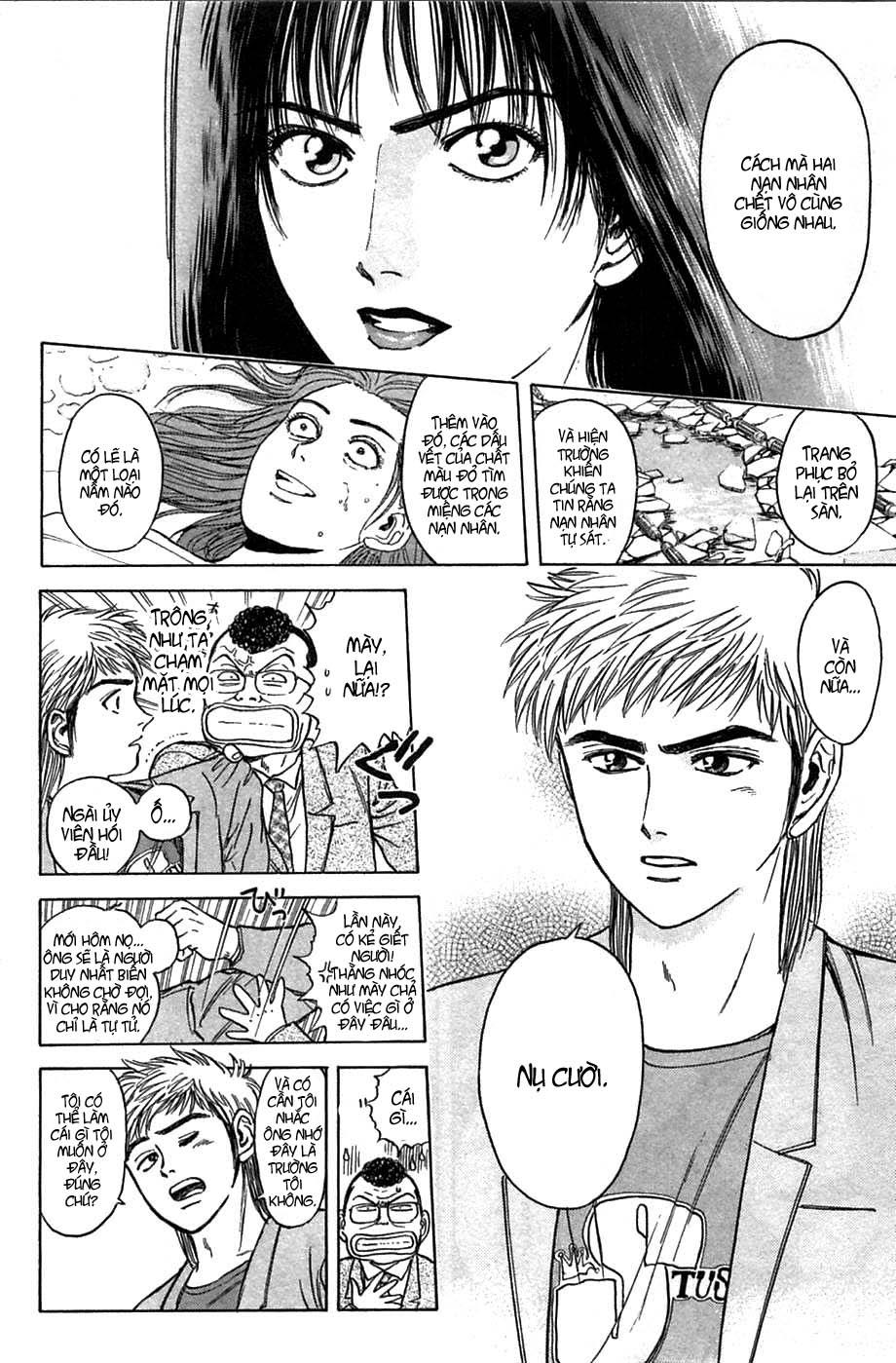 Psychometrer Eiji chapter 37 trang 5