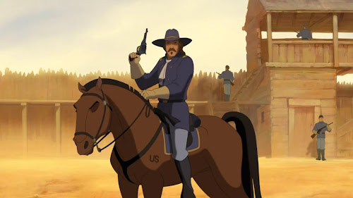 Mediafire Resumable Download Links For Hollywood Movie Spirit Stallion of the Cimarron (2002) In Dual Audio