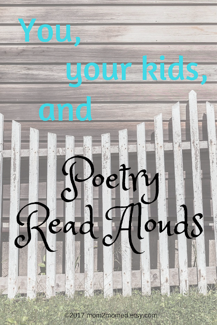 Mom2MomEd Blog: You, your kids, and poetry read alouds