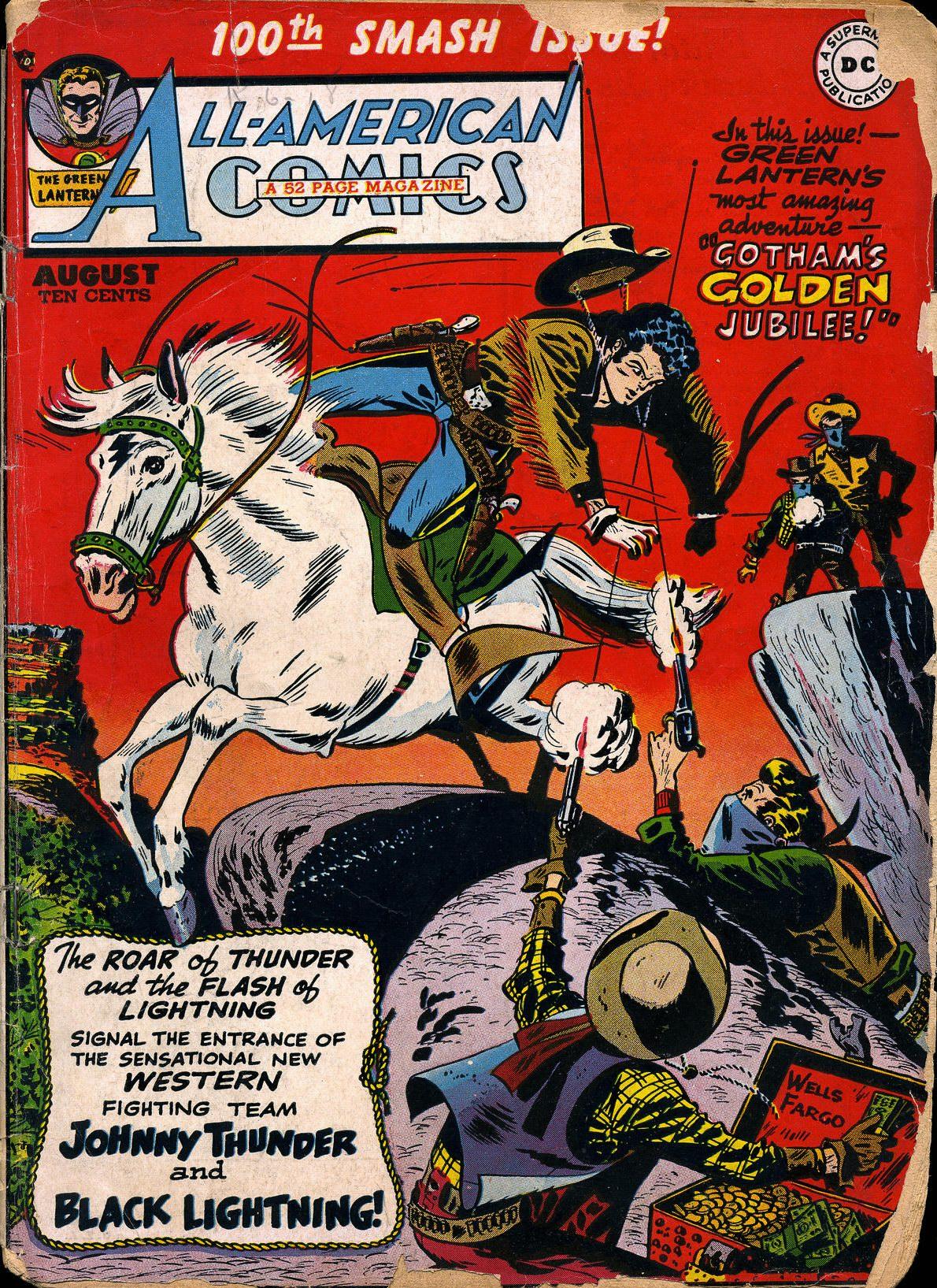 All-American Comics (1939) 100 Page 1