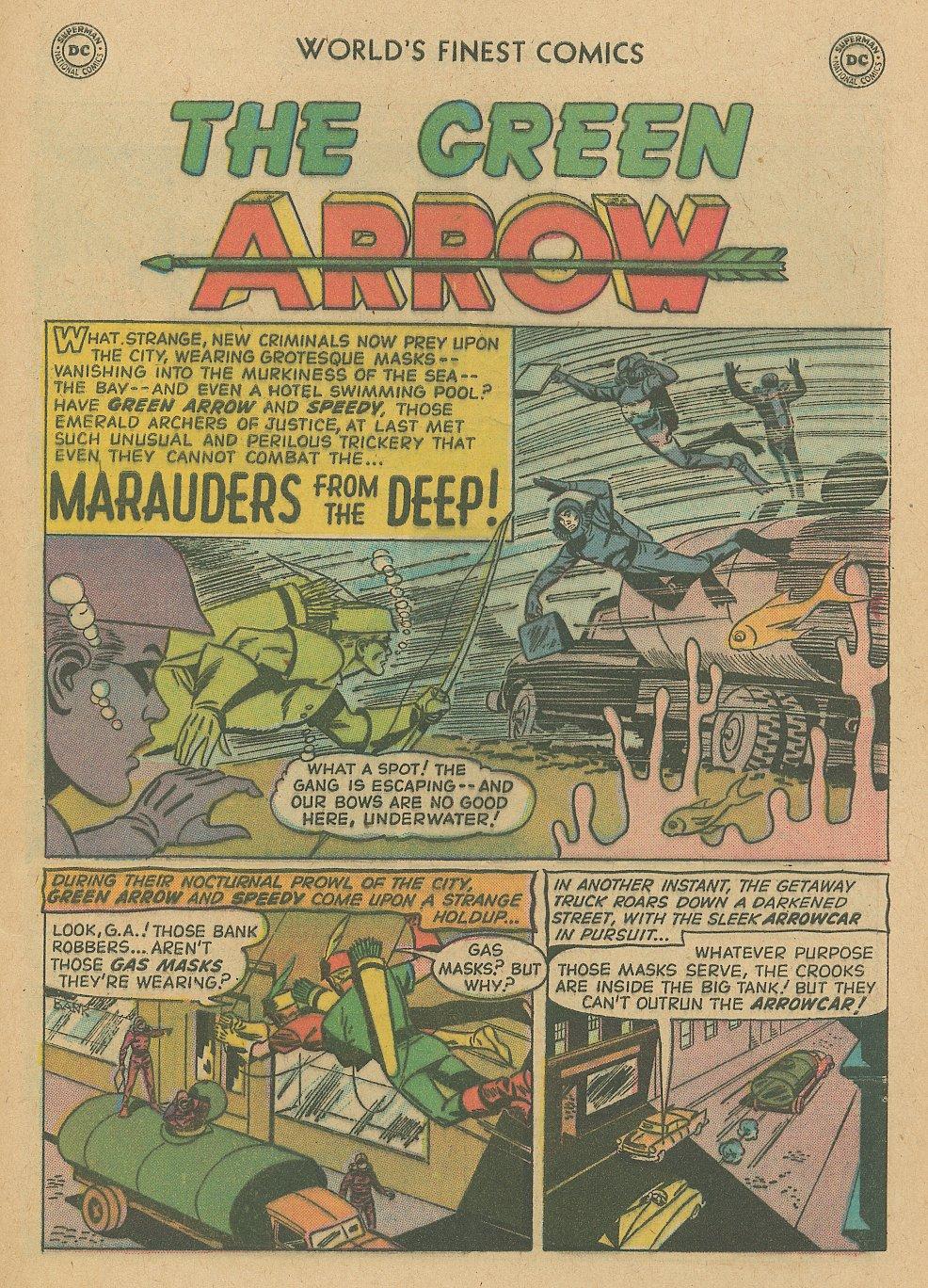 Read online World's Finest Comics comic -  Issue #92 - 3