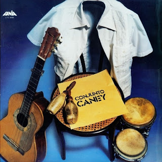 CONJUNTO CANEY DE CUBA (1982)