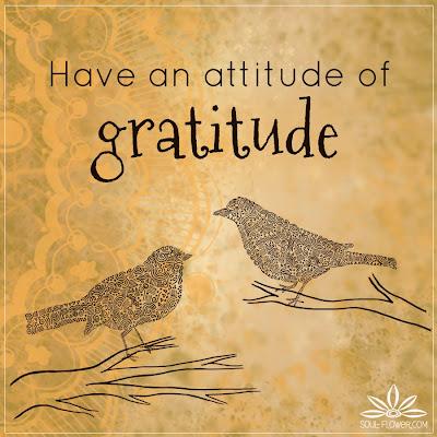 attitude+of+gratitude+quote - Quotes To Calm The Soul