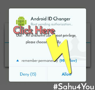 How Change Your Android Mobile Device ID