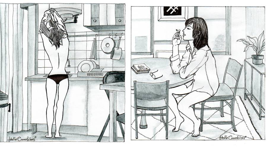 These Drawings Perfectly Demonstrate the Beauty of Single Life