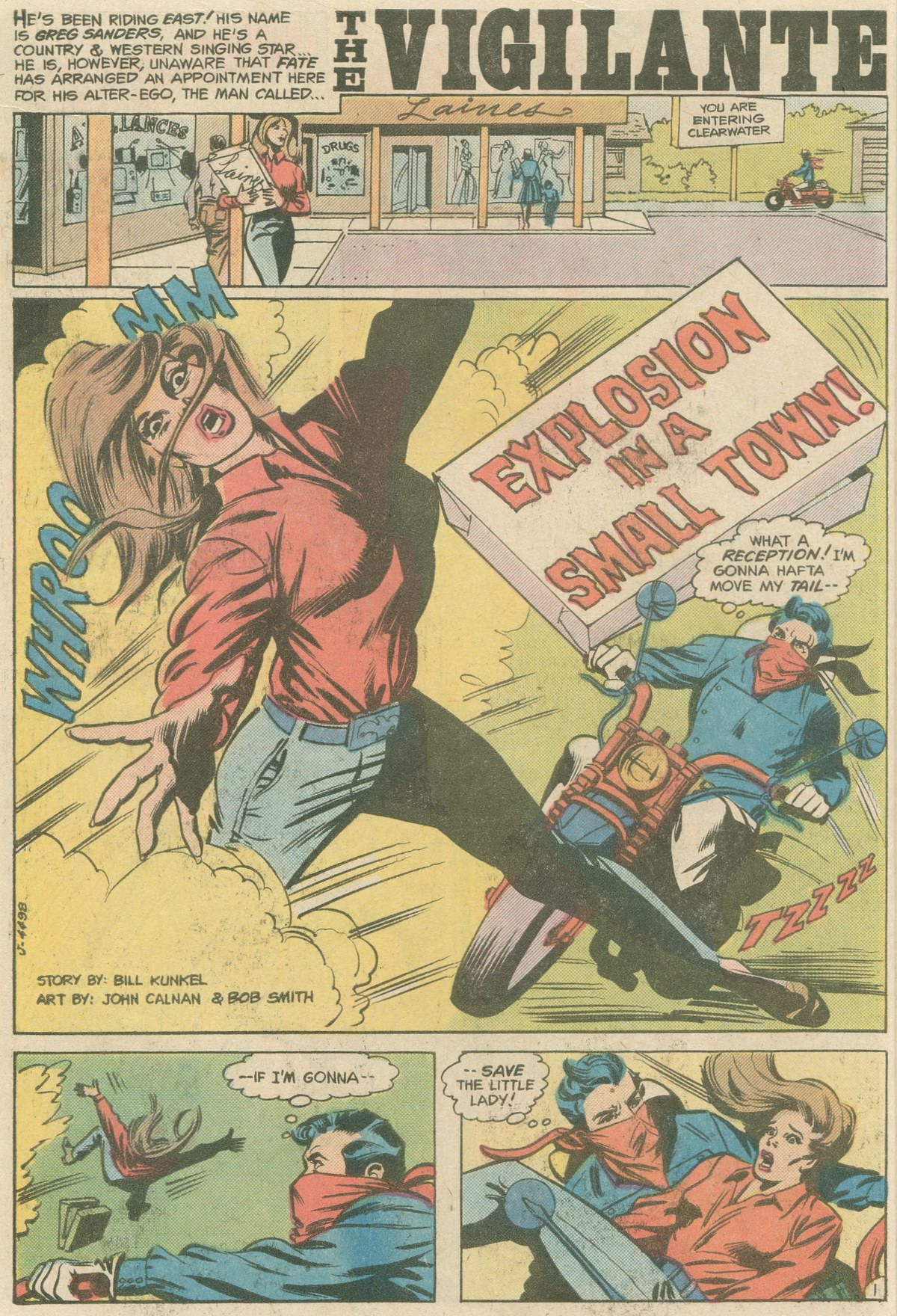 Read online World's Finest Comics comic -  Issue #244 - 50