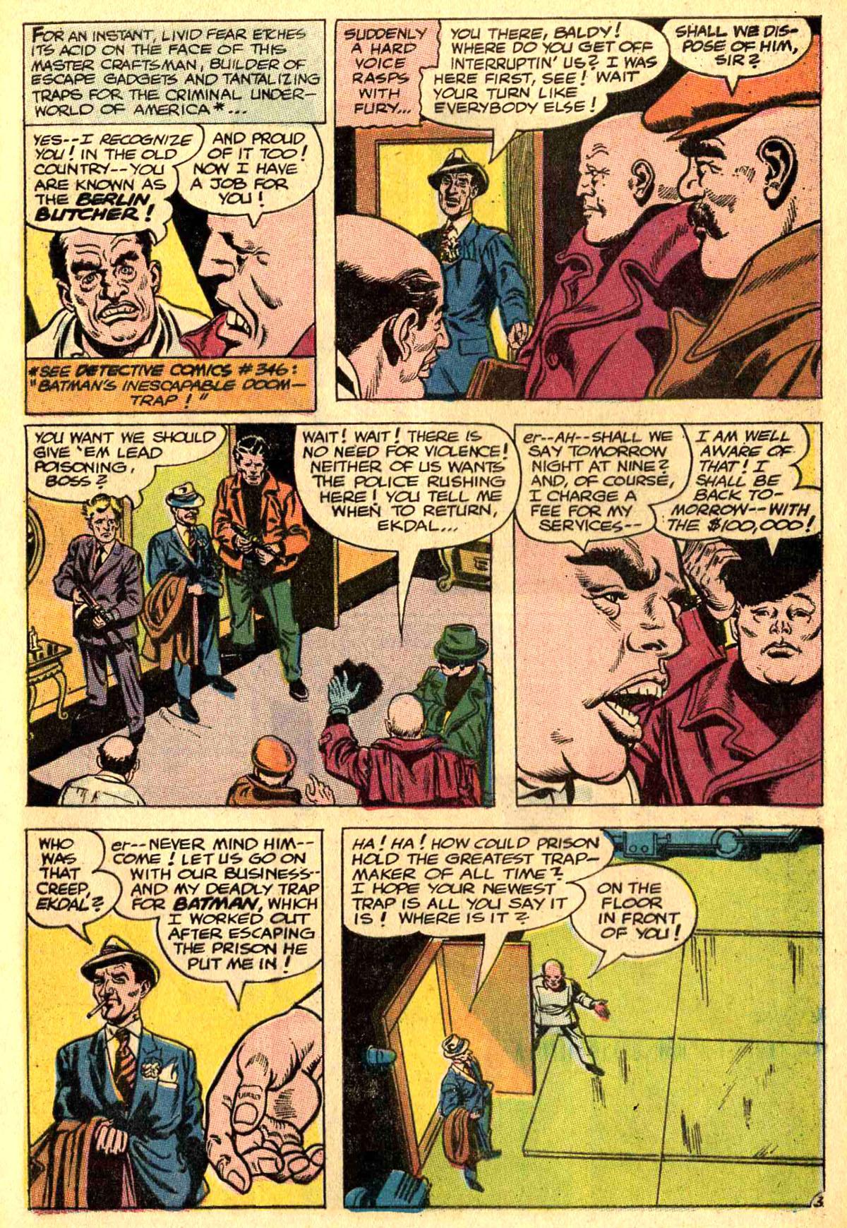 Detective Comics (1937) 361 Page 4