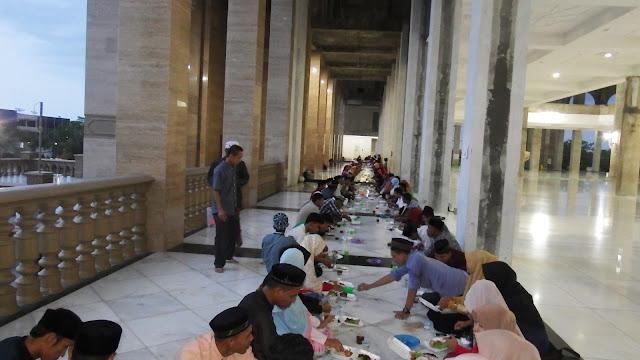 LPDA buka puasa bersama ratusan anak yatim dan dhuafa