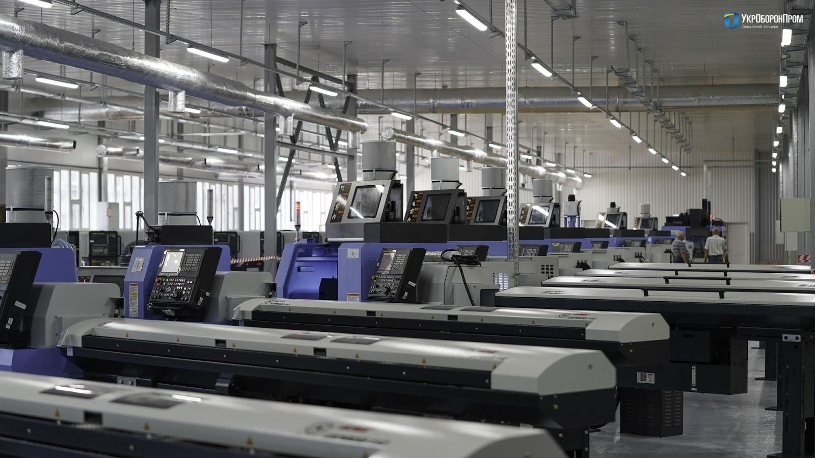 У Шостці створюють високоточний центр для виробництва боєпрпиасів