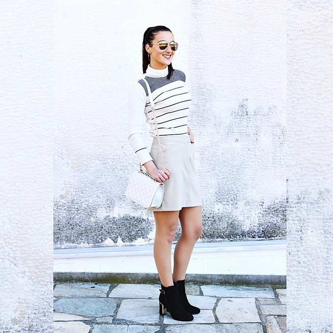 Jelena Zivanovic Instagram @lelazivanovic.Best neutral looks/outfits.