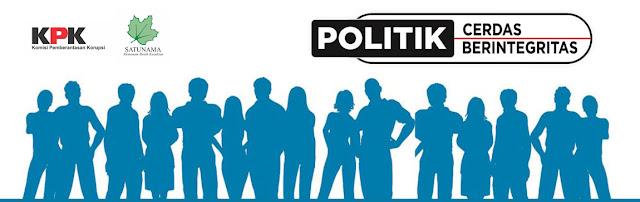KPK Selenggarakan Program Kelas Politik Cerdas Berintegritas