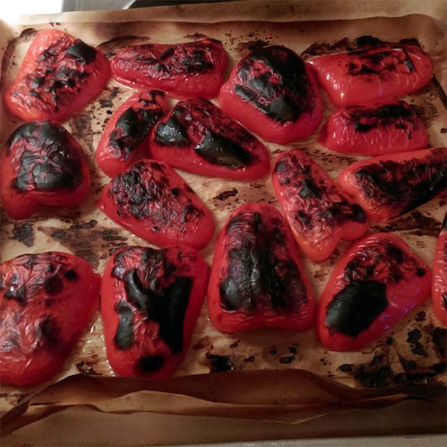 Geröstete Paprika | pastasciutta.de