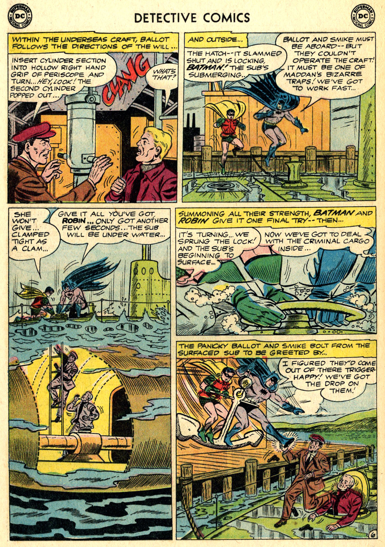 Detective Comics (1937) 313 Page 7