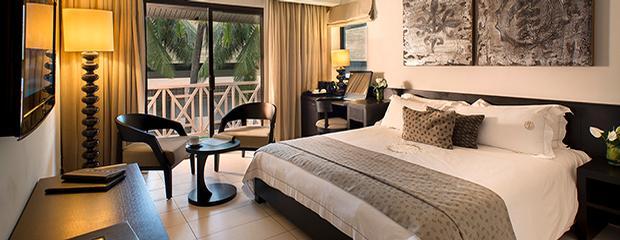 Labadi Beach Hotel room