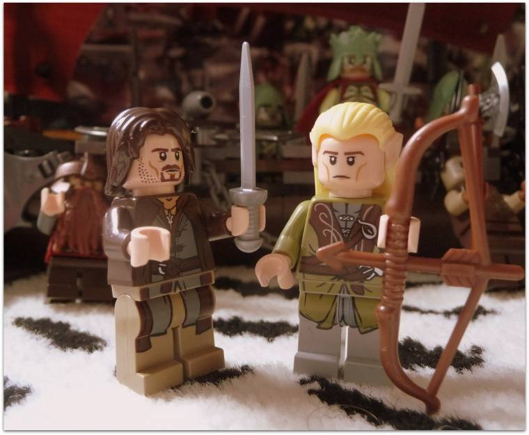 LEGO Lord Of The Rings Pirate Ship: ASDA Direct Review.