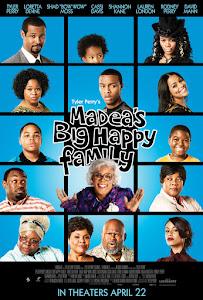 Madea's Big Happy Family Poster