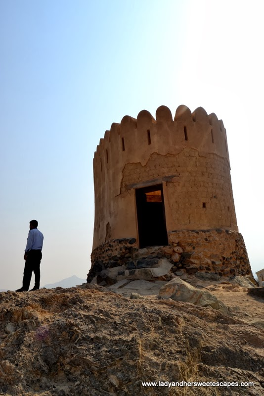Al Badiyah Lookout Tower in Fujairah 2