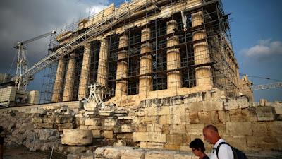 Αρχαιοφύλακες: Ακόμα και το Λούβρο κλείνει μια μέρα την εβδομάδα