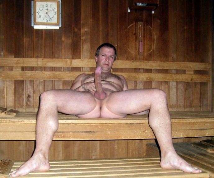 Sauna Gay Photo
