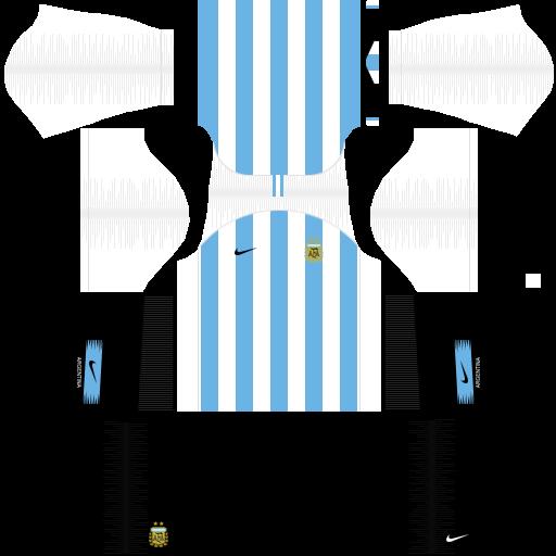 Fts 15 Argentina Kit