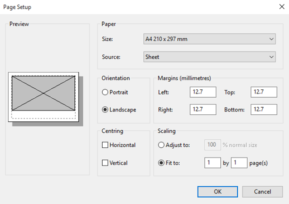 Tips And Trick Mencetak Gambar atau Foto Besar pada Banyak Kertas Kecil