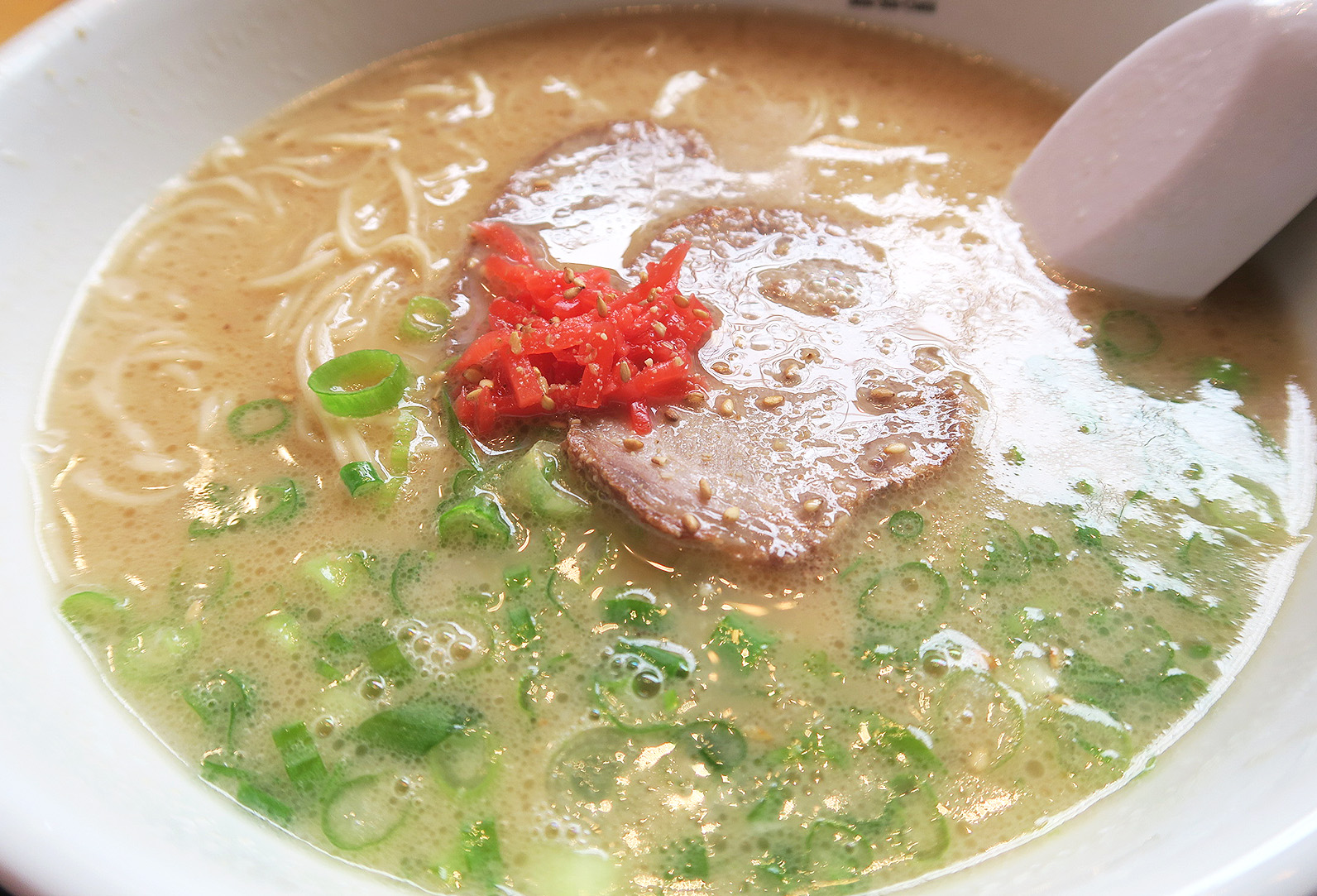 A trip to Shin-sen-gumi Hakata Ramen in Little Tokyo for the best authentic Japanese Ramen that LA has to offer.
