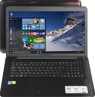 Asus X756UV Laptops Full Drivers - Software For Windows 10