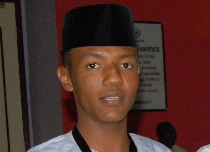 "Nigerian Army never contacted me - ""Wanted"" journalist Ahmed Bolori cries out"
