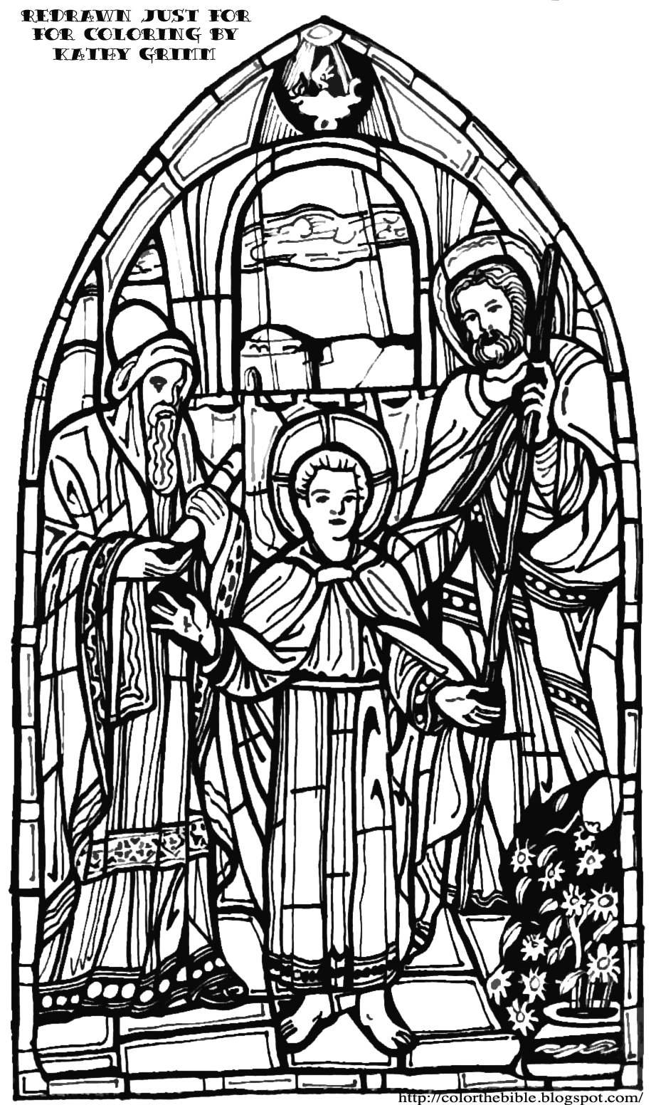 coloring pages jesus temple - photo#19
