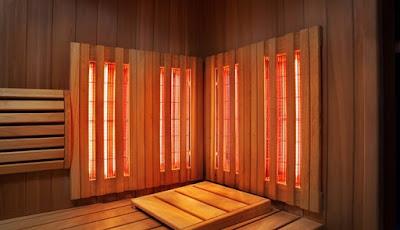 Sauna Inframerah Sangat Efektif Untuk Detoksifikasi Tubuh