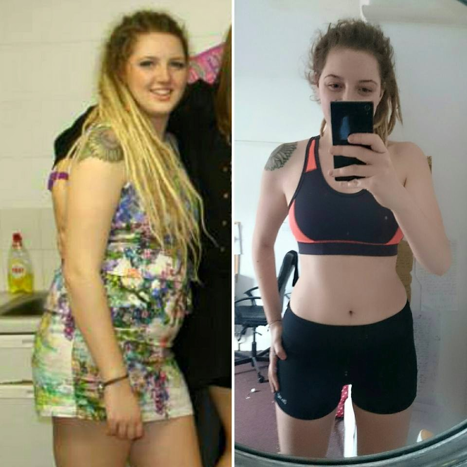 Inspiration: how Megan lost weight at university by going sugar free. Via @eleanormayc