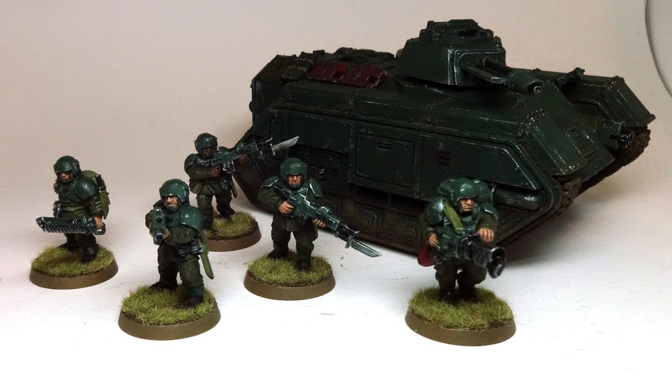 how to make army green paint