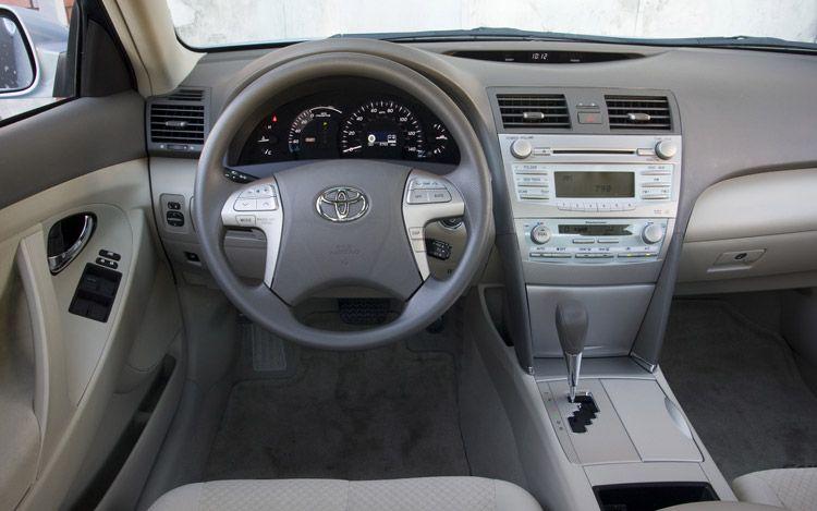 2017 Toyota Camry Hybrid 3