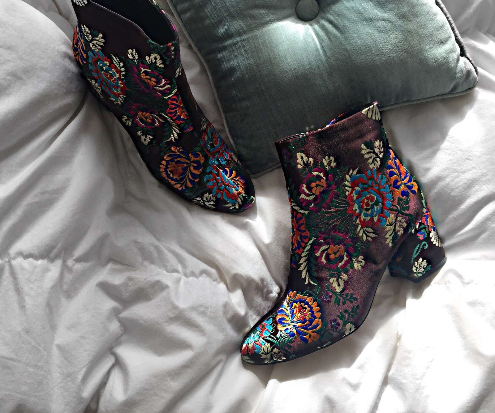 check out more on fierce floral booties with ego official