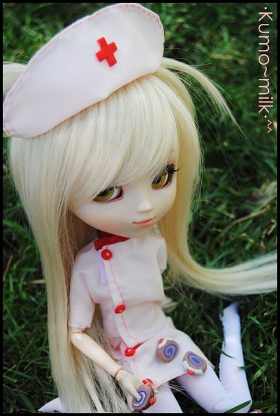 Custom doll Kumo~Milk Pullip