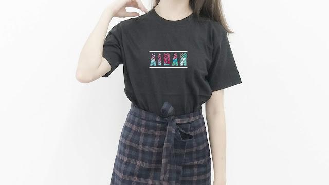 SNB-A03-P6FC-CTS Name T Shirt Design, Custom T Shirt Printing