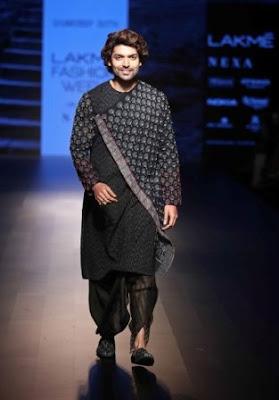 #instamag-gurmeet-choudhary-walks-ramp-for-soumodeep-dutta