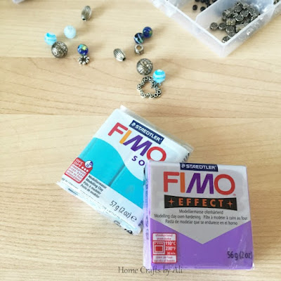 diy clay beads supplies Fimo jewelry