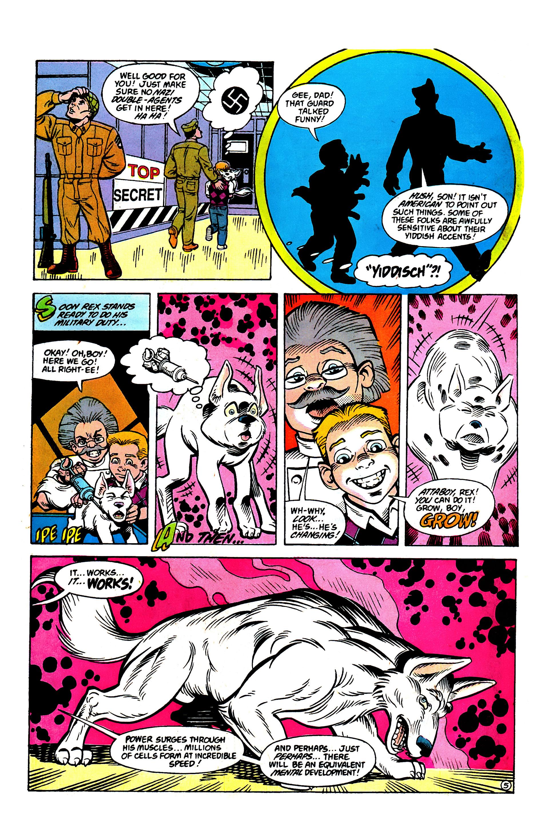 Secret Origins (1986) issue 48 - Page 31
