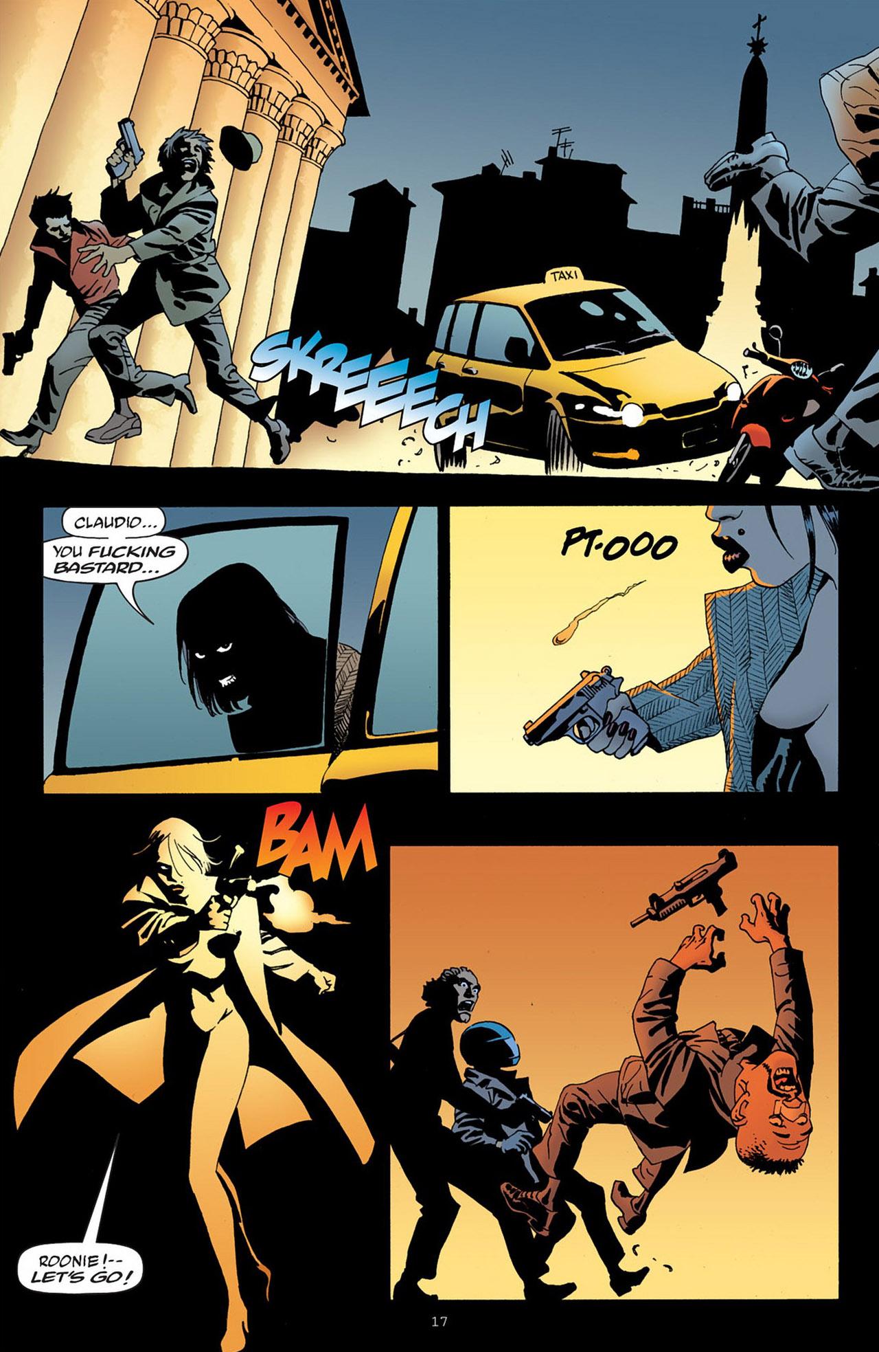 Read online 100 Bullets comic -  Issue #83 - 18