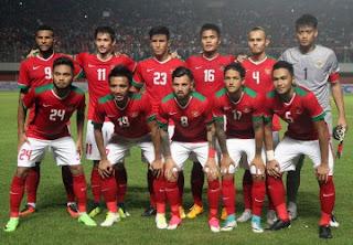 Daftar 20 Pemain Timnas Indonesia Senior